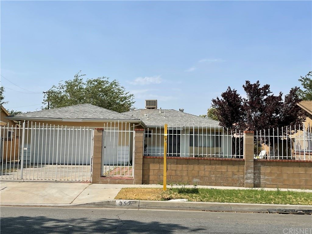 357 E Avenue J13, Lancaster, CA 93535 - MLS#: SR21154883