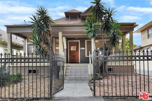 Photo of 1019 W 20TH Street, Los Angeles, CA 90007 (MLS # 20545884)