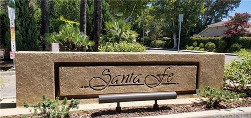 Photo of 23705 Del Monte Drive #246, Valencia, CA 91355 (MLS # SR20160884)
