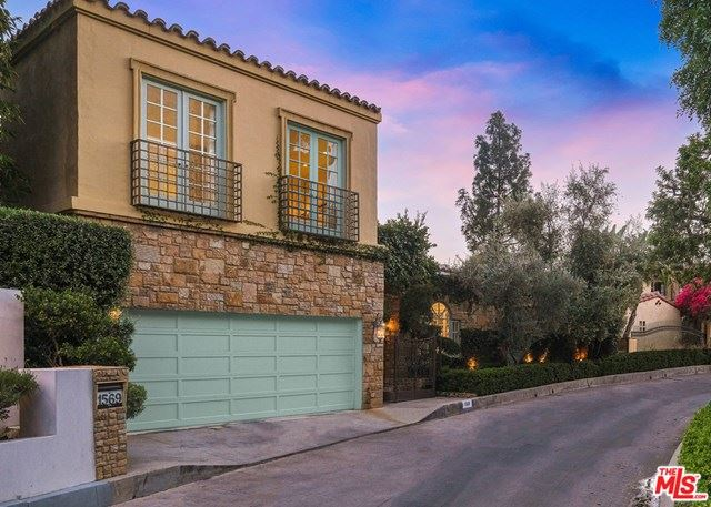 Photo of 1569 Lindacrest Drive, Beverly Hills, CA 90210 (MLS # 21725884)