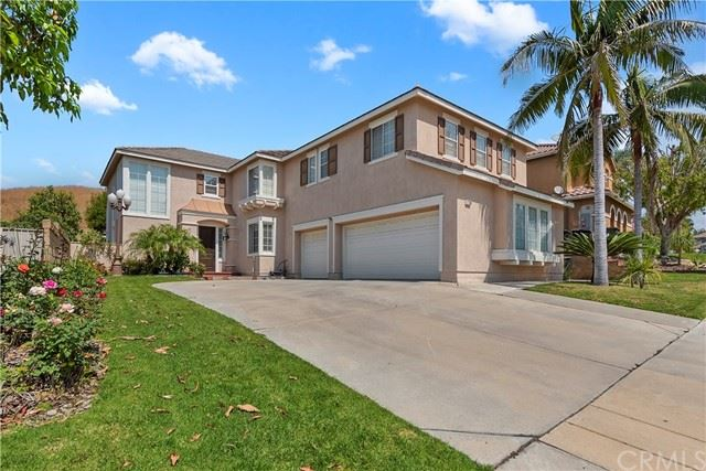 1736 Vista Del Norte, Chino Hills, CA 91709 - MLS#: CV21134884