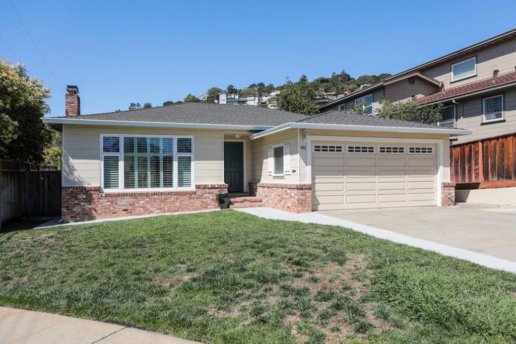 90 Chestnut Street, San Carlos, CA 94070 - MLS#: ML81851884