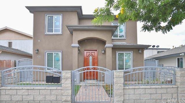 4316 Manhattan Beach Boulevard, Lawndale, CA 90260 - MLS#: PW20048884
