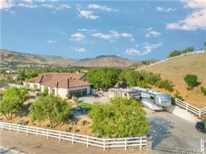Photo of 34714 Sweetwater Drive, Agua Dulce, CA 91390 (MLS # SR19145885)