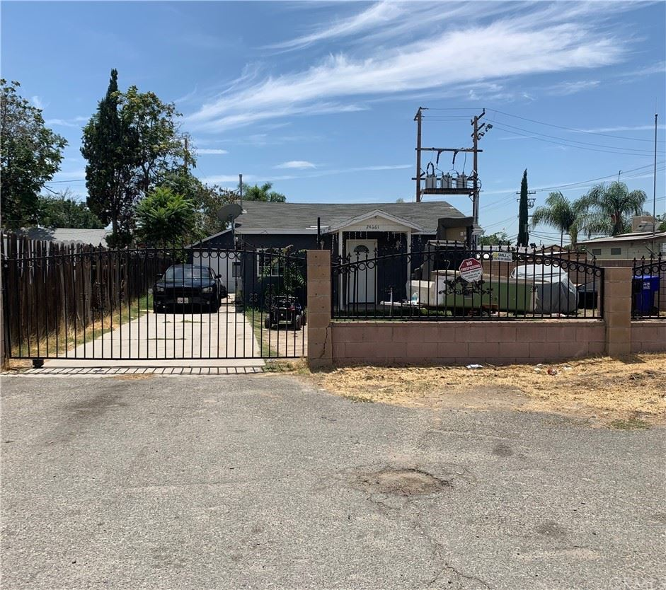 24661 6th Street, San Bernardino, CA 92410 - MLS#: DW21165885