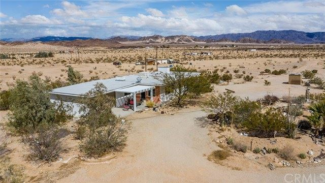 3969 Pinto Mountain Road, Twentynine Palms, CA 92277 - MLS#: JT21073885