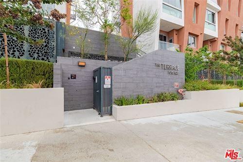Photo of 1035 Figueroa Terrace #23, Los Angeles, CA 90012 (MLS # 20631886)