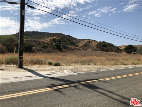 Photo of 0 Hasley Canyon Road, Castaic, CA 91384 (MLS # 20647886)