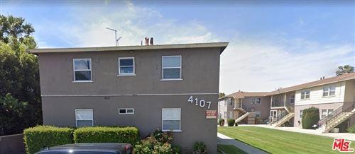 Photo of 4107 Wade Street, Culver City, CA 90066 (MLS # 20670886)