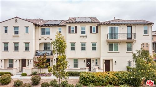Photo of 603 Mustang Street, Camarillo, CA 93010 (MLS # 21719886)