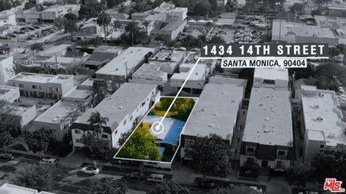 Photo of 1434 14Th Street, Santa Monica, CA 90404 (MLS # 21720886)