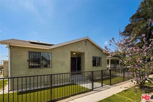 Photo of 6535 Estrella Avenue, Los Angeles, CA 90044 (MLS # 21731886)