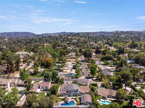 Tiny photo for 19621 Redwing Street, Tarzana, CA 91356 (MLS # 21769886)