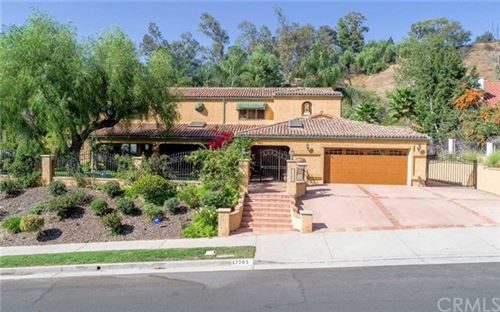 Photo of 17263 Signature Drive, Granada Hills, CA 91344 (MLS # BB20033886)