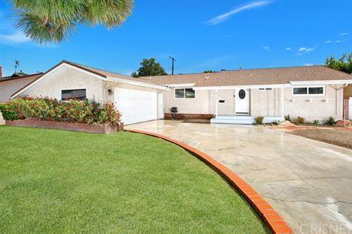 Photo of 8112 Moorcroft Avenue, Canoga Park, CA 91304 (MLS # SR21089886)