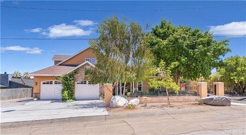 Photo of 31800 3rd Street, Acton, CA 93510 (MLS # SR21169886)