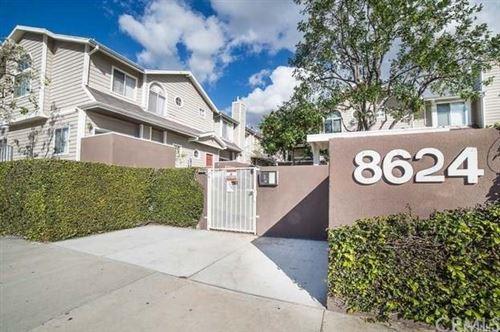 Photo of 8624 De Soto Avenue #112, Canoga Park, CA 91304 (MLS # WS20045886)