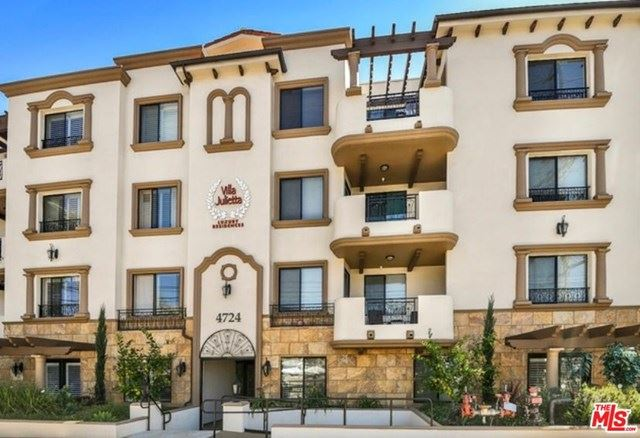 4724 KESTER Avenue #104, Sherman Oaks, CA 91403 - MLS#: 20573886
