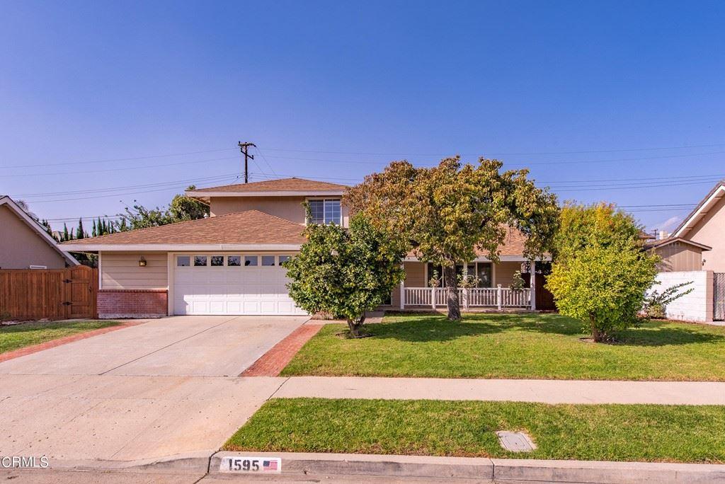 1595 Lyndhurst Avenue, Camarillo, CA 93010 - MLS#: V1-8886