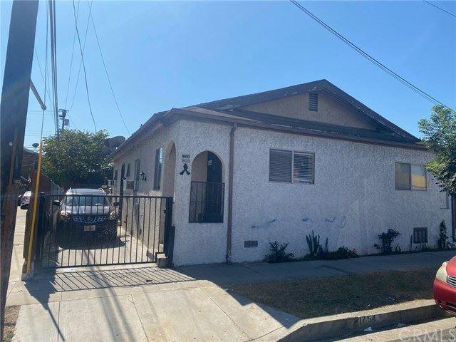 1750 W 82nd Street, Los Angeles, CA 90047 - MLS#: PW20244887