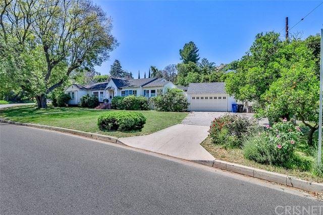 Photo of 4103 Beverly Glen Boulevard, Sherman Oaks, CA 91423 (MLS # SR21131887)