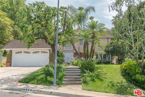 Photo of 4729 Monarca Drive, Tarzana, CA 91356 (MLS # 21764888)