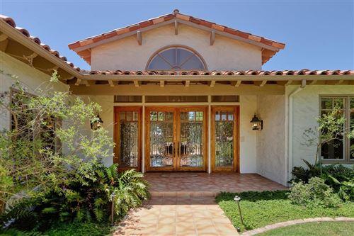 Photo of 7151 Rancho La Cima, Rancho Santa Fe, CA 92067 (MLS # NDP2108888)