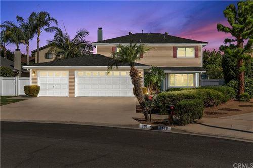 Photo of 301 Marymont Avenue, Placentia, CA 92870 (MLS # PW21192888)