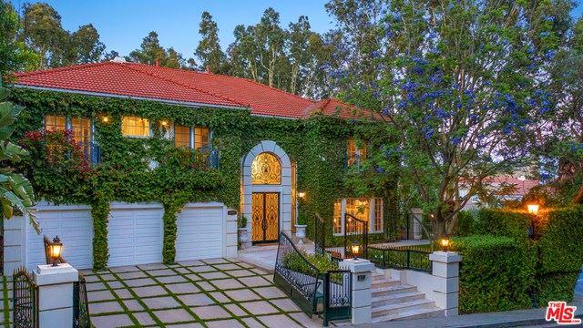 12001 CREST Court, Beverly Hills, CA 90210 - MLS#: 21690888