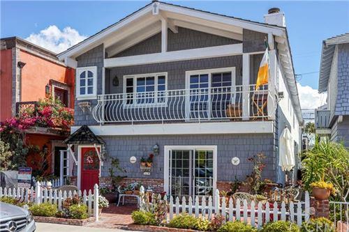 Photo of 218 Amethyst Avenue, Newport Beach, CA 92662 (MLS # NP20077889)