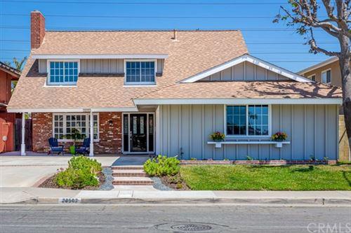 Photo of 20592 Lavonne Lane, Huntington Beach, CA 92646 (MLS # OC20150889)