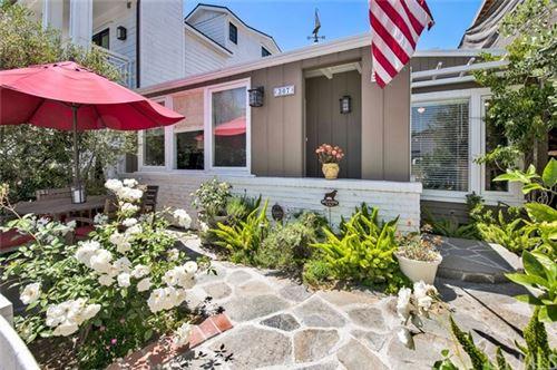 Photo of 307 Montero Street, Newport Beach, CA 92661 (MLS # PW21099889)