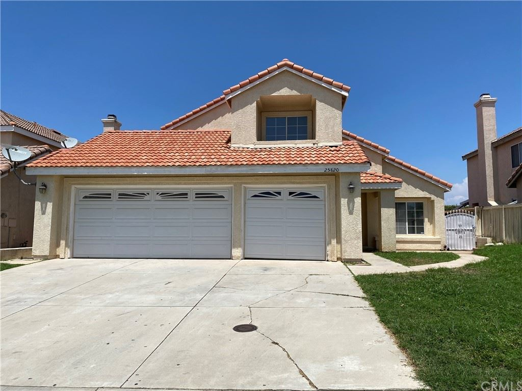 25820 Via Hamaca Avenue, Moreno Valley, CA 92551 - #: IV21200889
