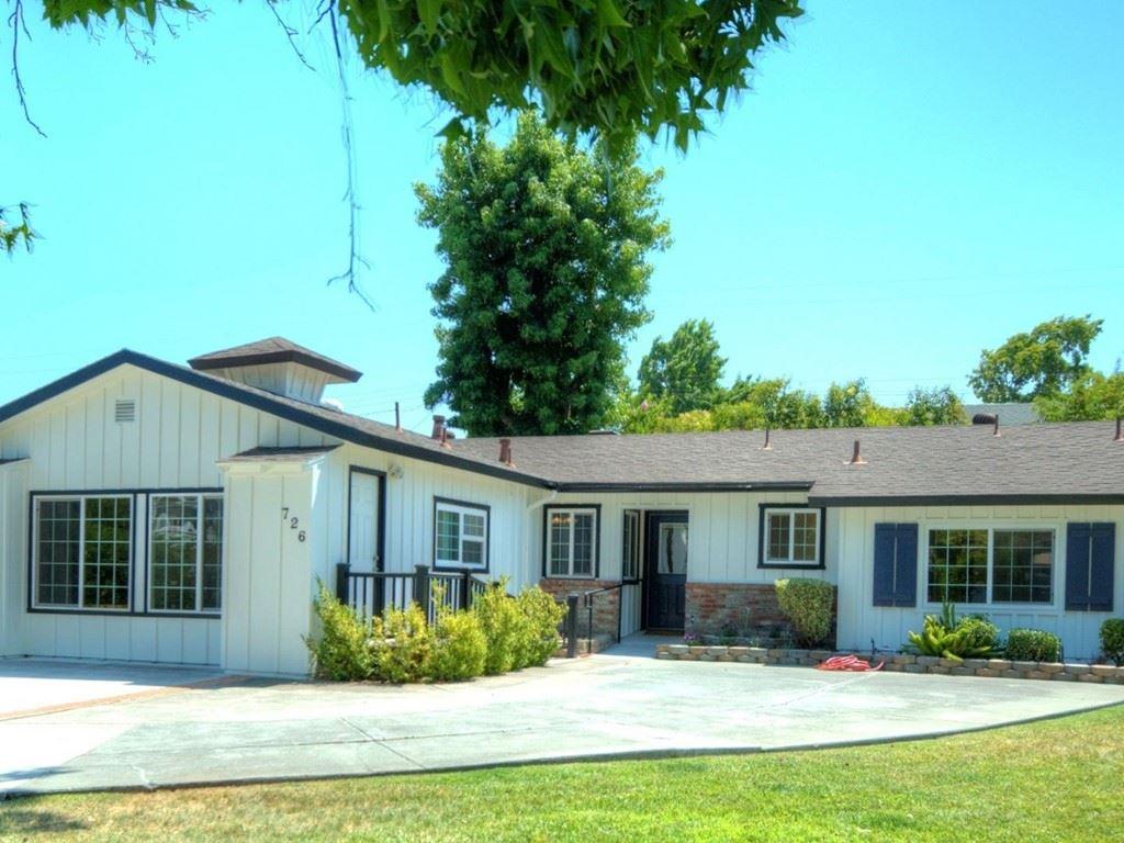 726 Brentwood Drive, San Jose, CA 95129 - #: ML81853889