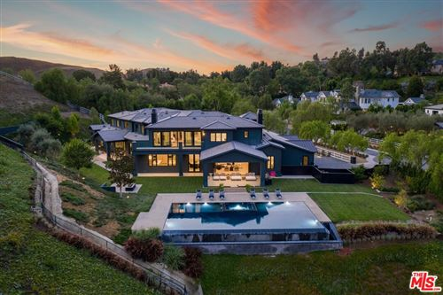 Photo of 25211 Jim Bridger Road, Hidden Hills, CA 91302 (MLS # 21768890)