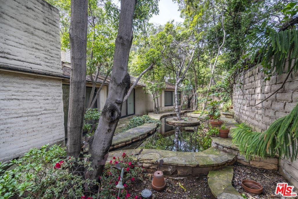 1505 Old Oak Road, Los Angeles, CA 90049 - MLS#: 21683890