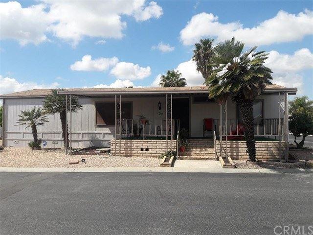 1300 W Menlo Ave #122, Hemet, CA 92543 - MLS#: PW20132890