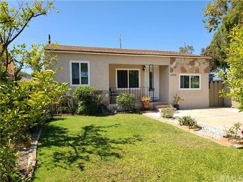 Photo of 4705 Campbell Drive, Culver City, CA 90230 (MLS # CV20185891)