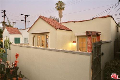 Photo of 1234 N Cahuenga Boulevard, Los Angeles, CA 90038 (MLS # 20632892)