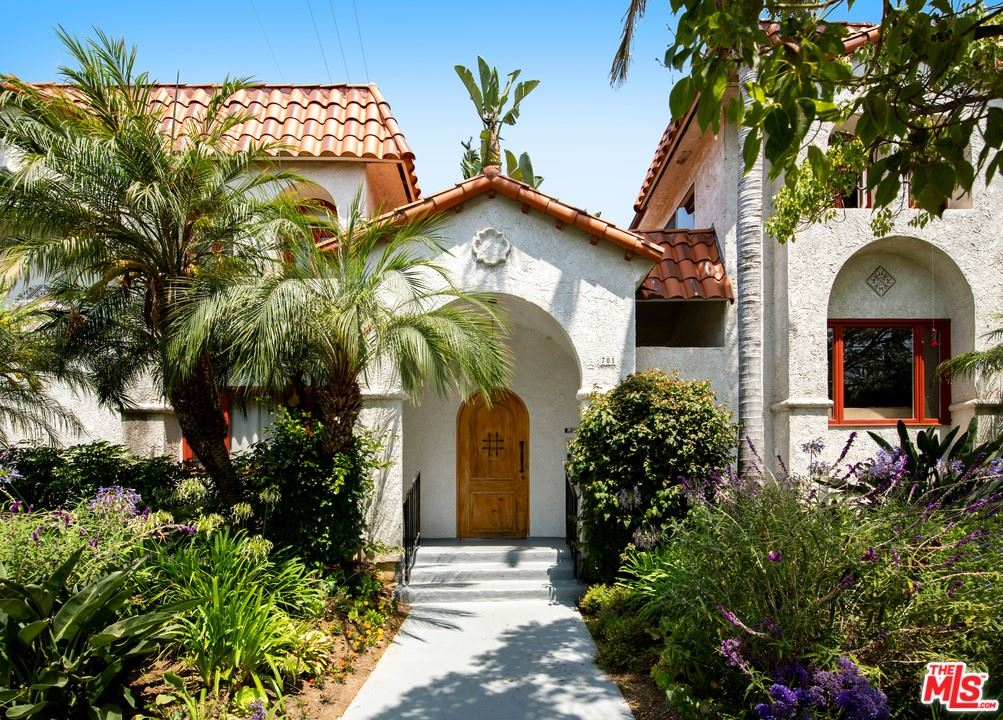 Photo of 701 Grant Street #9, Santa Monica, CA 90405 (MLS # 21765892)