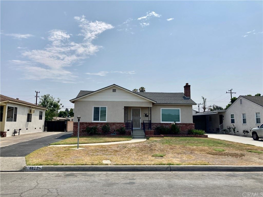 4820 Doreen Avenue, Temple City, CA 91780 - MLS#: IG21159892