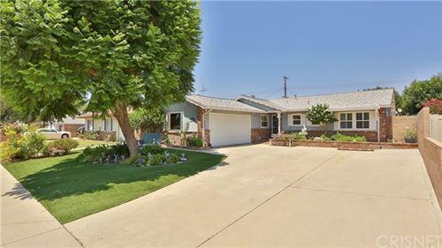 Photo of 16037 Tulsa Street, Granada Hills, CA 91344 (MLS # SR20147893)