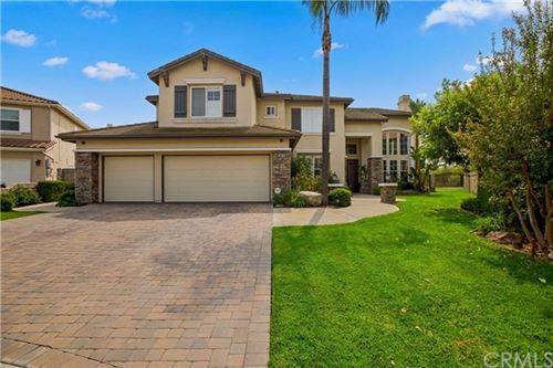 Photo of 13976 Woodrose Court, Chino Hills, CA 91709 (MLS # TR20187893)