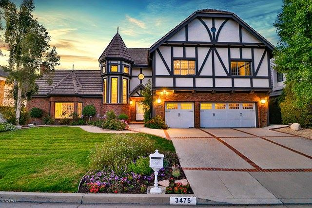 Photo of 3475 Ridgeford Drive, Westlake Village, CA 91361 (MLS # 220006893)