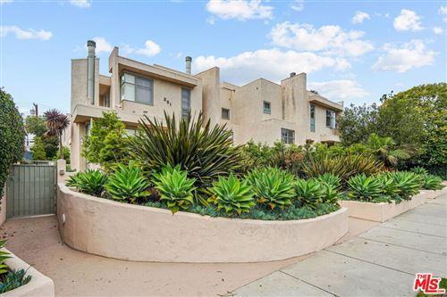 Photo of 231 Bay Street #4, Santa Monica, CA 90405 (MLS # 21780894)