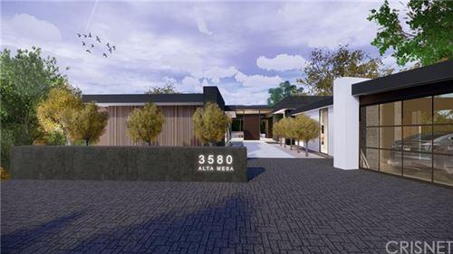 Photo of 3580 Alta Mesa Drive, Studio City, CA 91604 (MLS # SR20263894)
