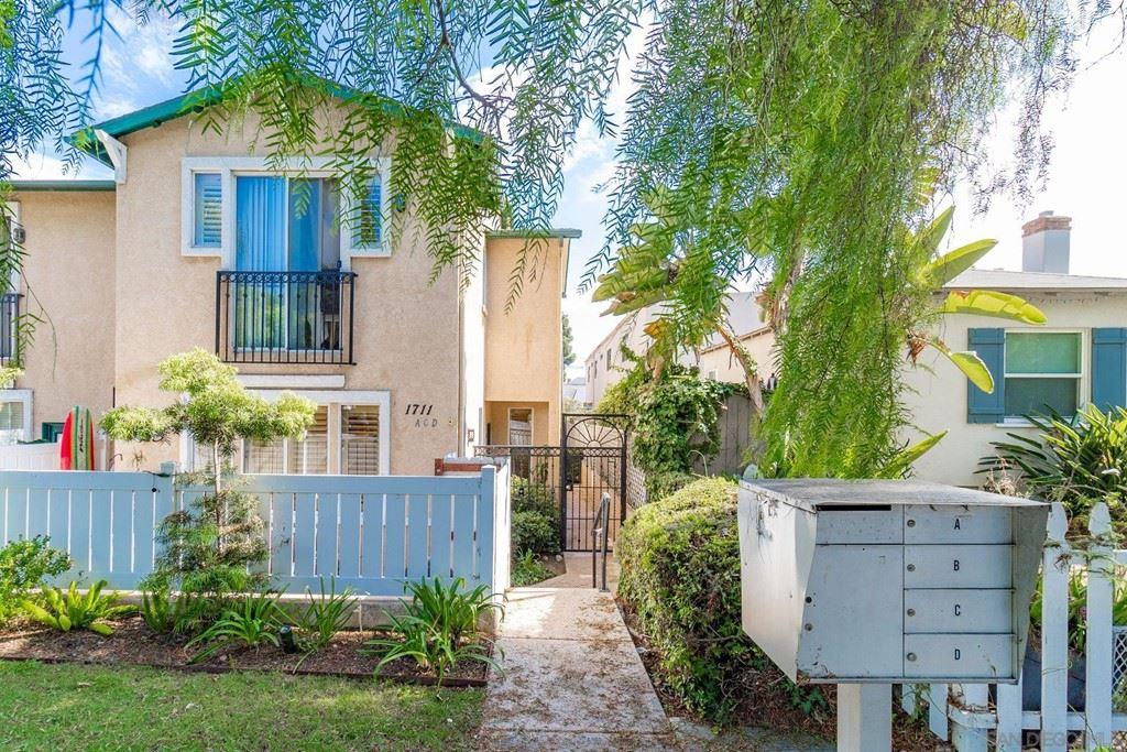1711 Hornblend St #D, San Diego, CA 92109 - MLS#: 210024894