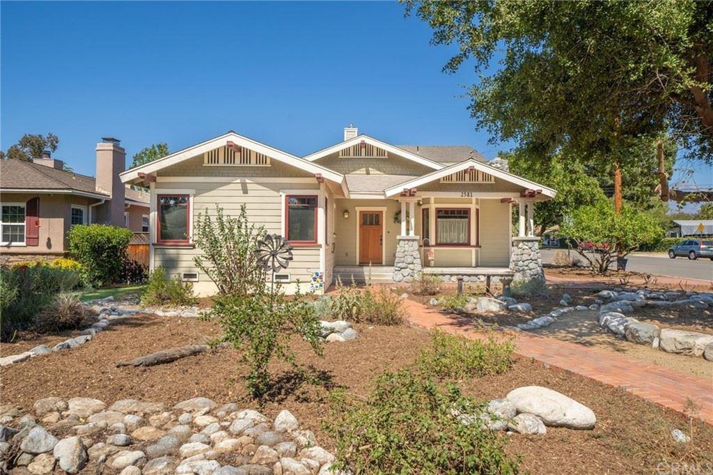 2581 Bonita Avenue, La Verne, CA 91750 - MLS#: CV21205894