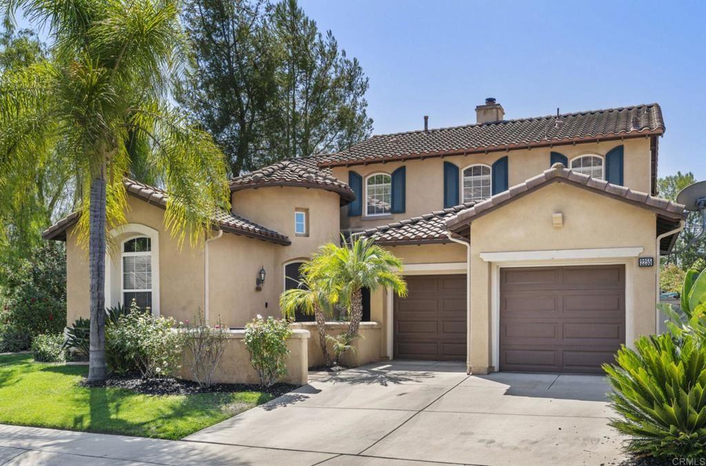 2255 Golden Oak Place, Escondido, CA 92027 - MLS#: NDP2110894
