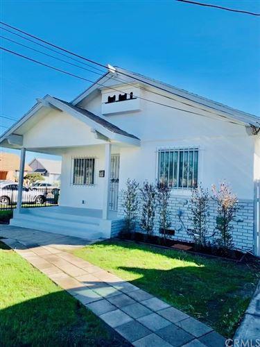 Photo of 1006 E La Palma Drive, Inglewood, CA 90301 (MLS # DW20258895)